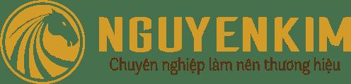 Logo trung tâm in ấn Nguyễn Kim