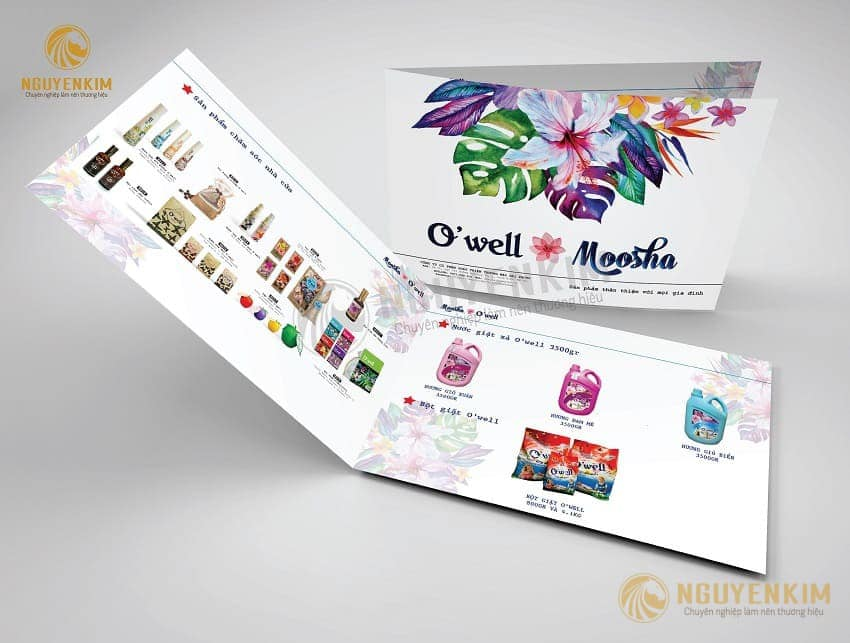 In Catalogue mẫu 10