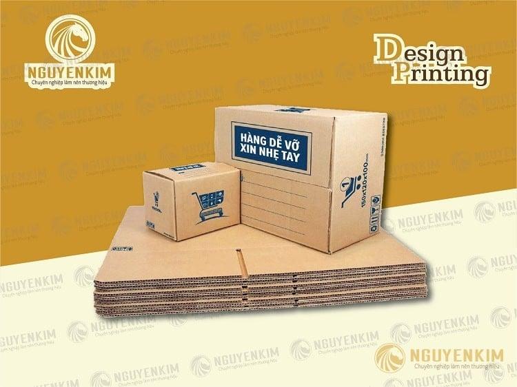 In hộp carton mẫu 2