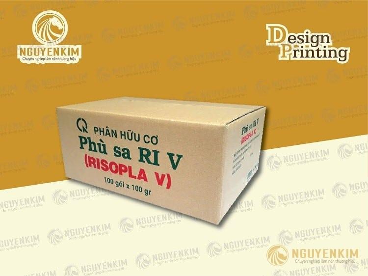 In hộp carton mẫu 3