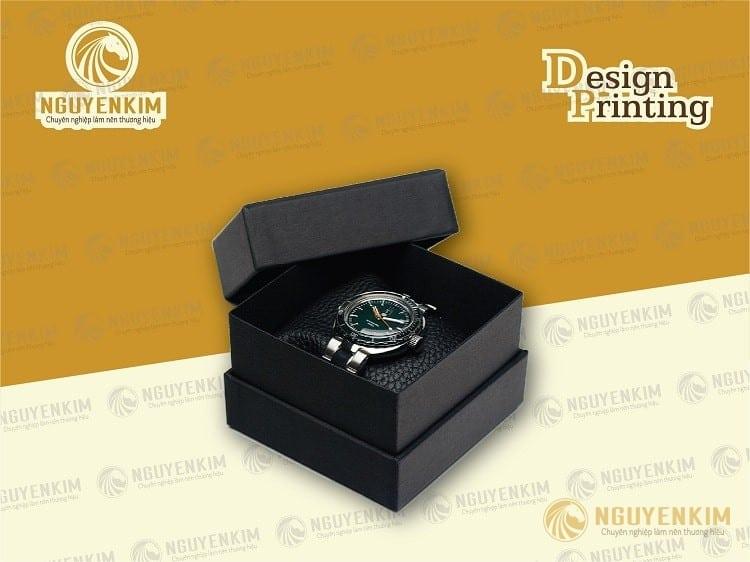 In hộp giấy đựng đồng hồ mẫu 3
