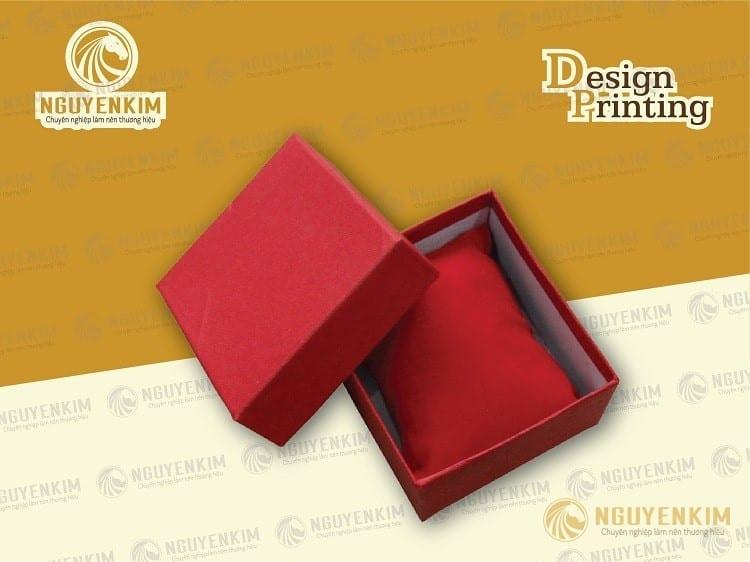 In hộp giấy đựng đồng hồ mẫu 4