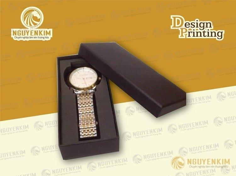 In hộp giấy đựng đồng hồ mẫu 7