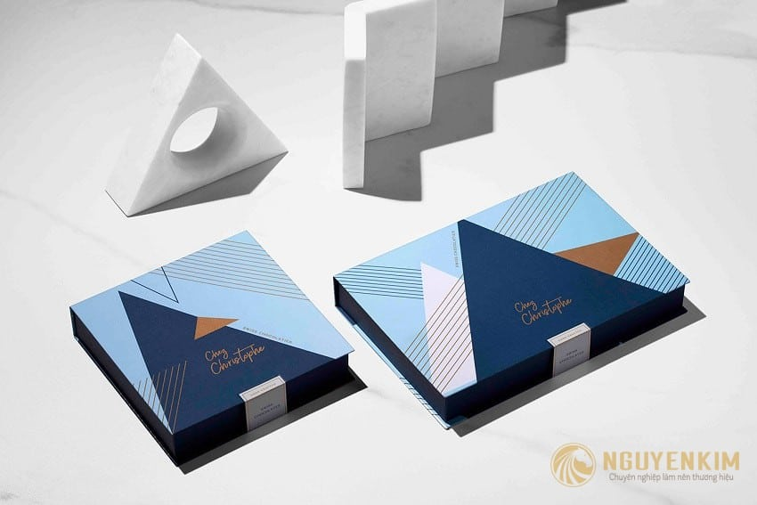 In hộp quà tặng mẫu 3