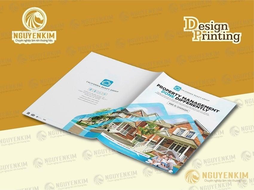 Nhận thiết kế Catalogue miễn phí