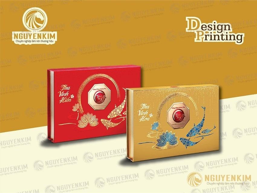In hộp giấy bánh trung thu mẫu 3