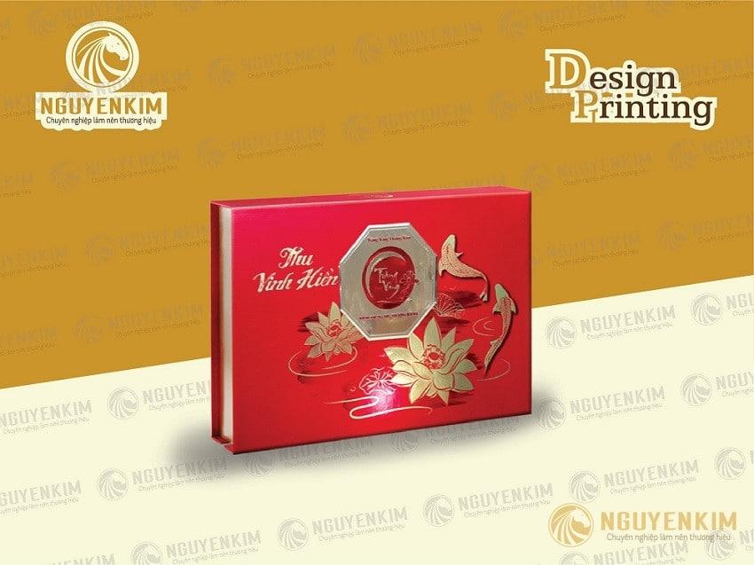 In hộp giấy bánh trung thu mẫu 4