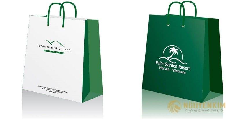 Túi giấy In Logo