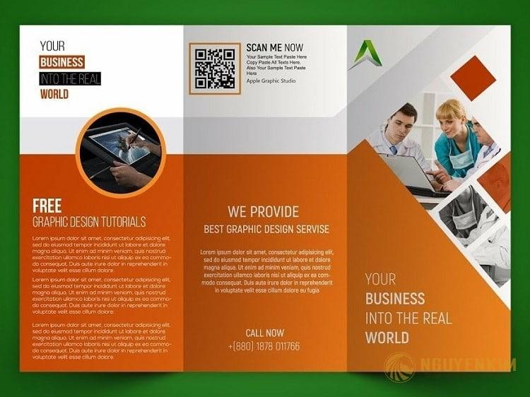 In brochure giá rẻ, lấy nhanh
