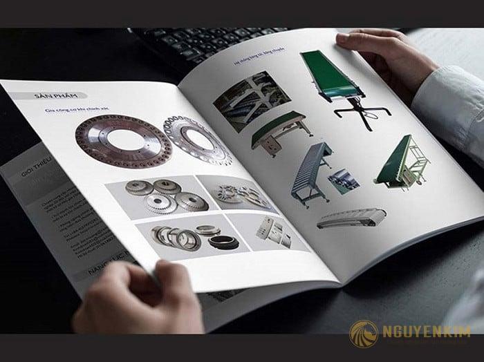 Các công đoạn trong kỹ thuật gia công Catalogue