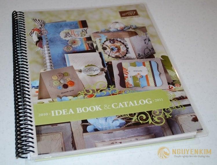Catalogue đóng lò xo