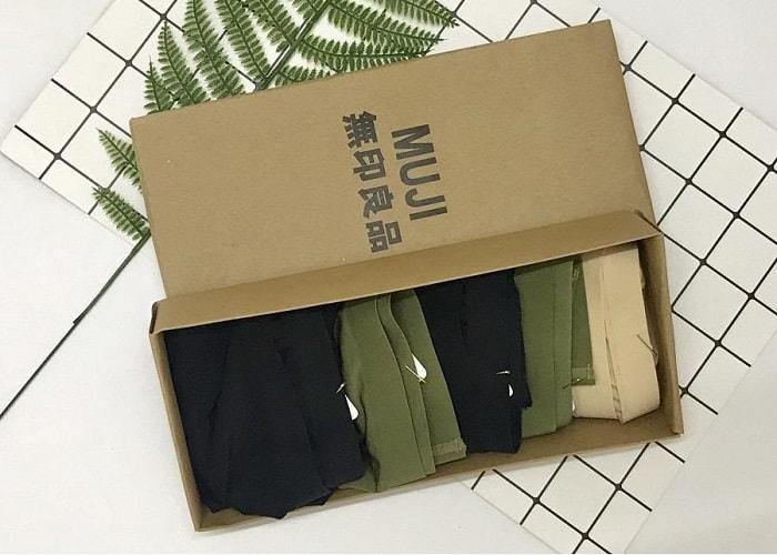 In hộp giấy đựng quần lót mẫu 1