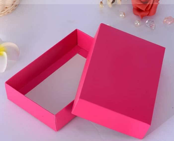In hộp giấy đựng quần lót mẫu 3