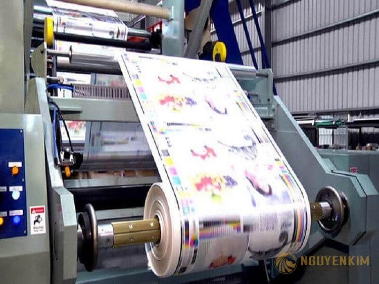 Công nghệ nano trong in ấn
