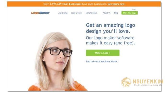 Top 10 Phần mềm thiết kế logo miễn phí